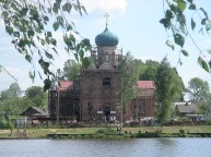Храм в честь Святителя и Чудотворца Николая в Станьково - 22.05.2012