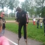 Байкеры в Станьковском детском доме 12 мая 2012 г.