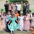 Станьковский детский сад № 1 - юные выпускники