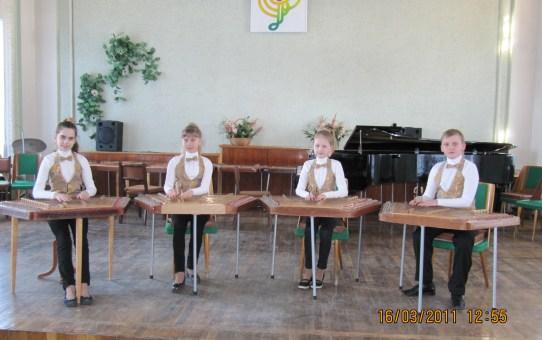 Ансамбль из Станьково занял 2-е место в конкурсе