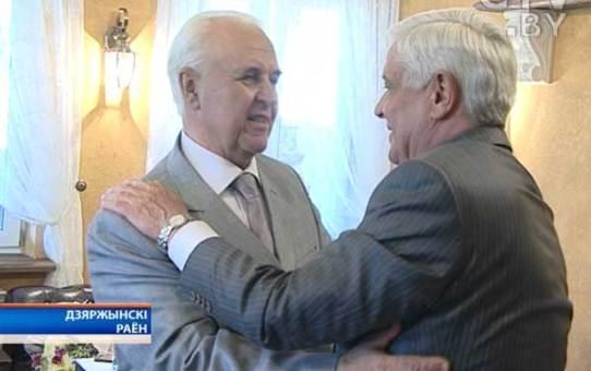 Борис Батура встретился с ветеранским активом Минской области и Советом Старейшин