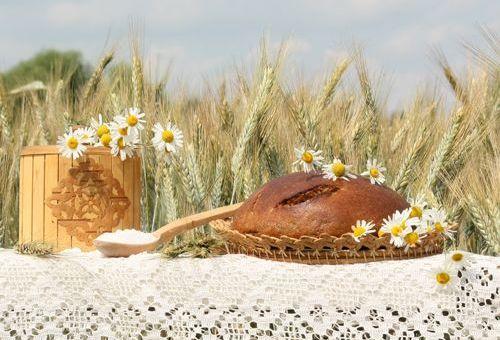 В Станьково празднуют «Богача»: благодарят землю за плодородие и желают друг другу быть богатыми