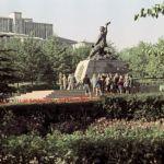 Памятник пионеру-герою Марату Казею в Минске. © / М. Ананьин / РИА Новости