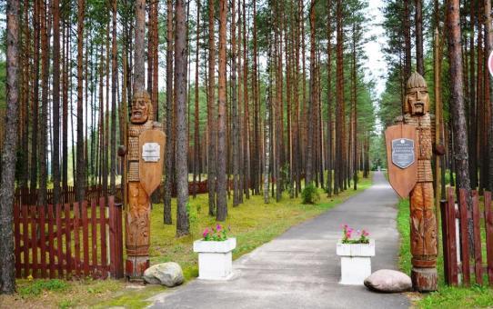 Путешествуем по Беларуси из Станьково: Дзержиново. Belarus Travel Guide