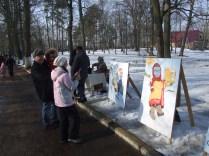 Празднование масленницы в Станьково 22.02.2015 (23)