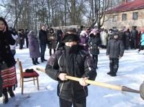 Празднование масленницы в Станьково 22.02.2015 (29)