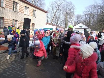 Празднование масленницы в Станьково 22.02.2015 (71)