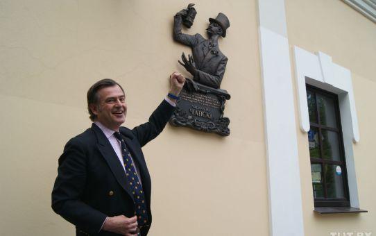 Правнук графа Чапского из Лондона: Я бы мог стать негласным послом Беларуси в Британии