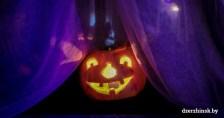 Дзержинщина отметила Хэллоуин