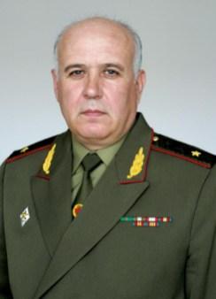 генерал-майор Геннадий Шавров