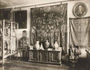 Фрагмент выставки до 1935 года