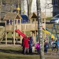 В Станьково жители инициировали строительство детской площадки