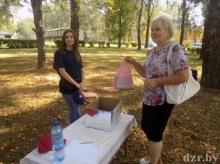 Праздник военного городка отметили в Станьково