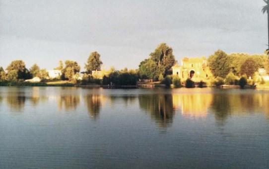 11 лет назад началось восстановление храма Святителя Николая Чудотворца в Станьково