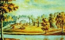 В 1876 году известный художник Наполеон Орда сделал зарисовку имения Станьков