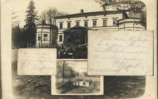 О чем говорят старые фотографии Станьково?