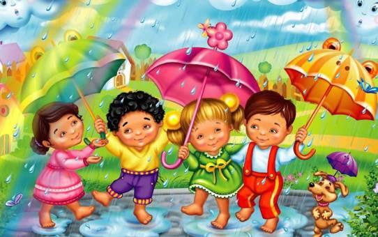 РАДУГА ЛЕТА - конкурс детского рисунка в Станьковском ДК