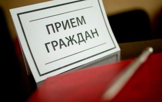 Депутат Палаты представителей Юрий Лобач, прием граждан в Станьково 1 июля 2019 г.
