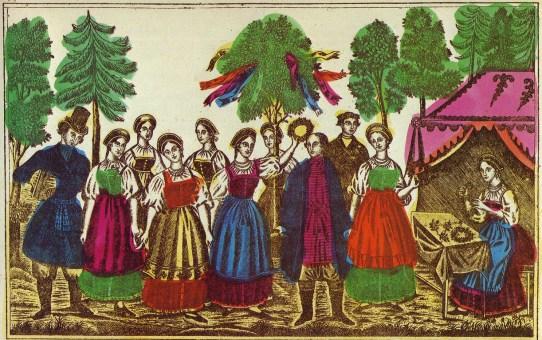 Сёмуха - праздник расцвета. Приглашает Станьковский ДК!