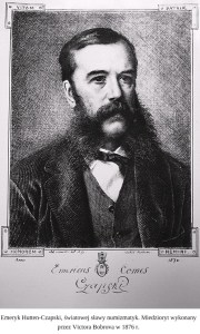 Эмерик Карлович (Захарьяш Николай Северин) фон Гуттен-Чапский (1828—1896)