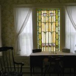 Stained Glass in Room