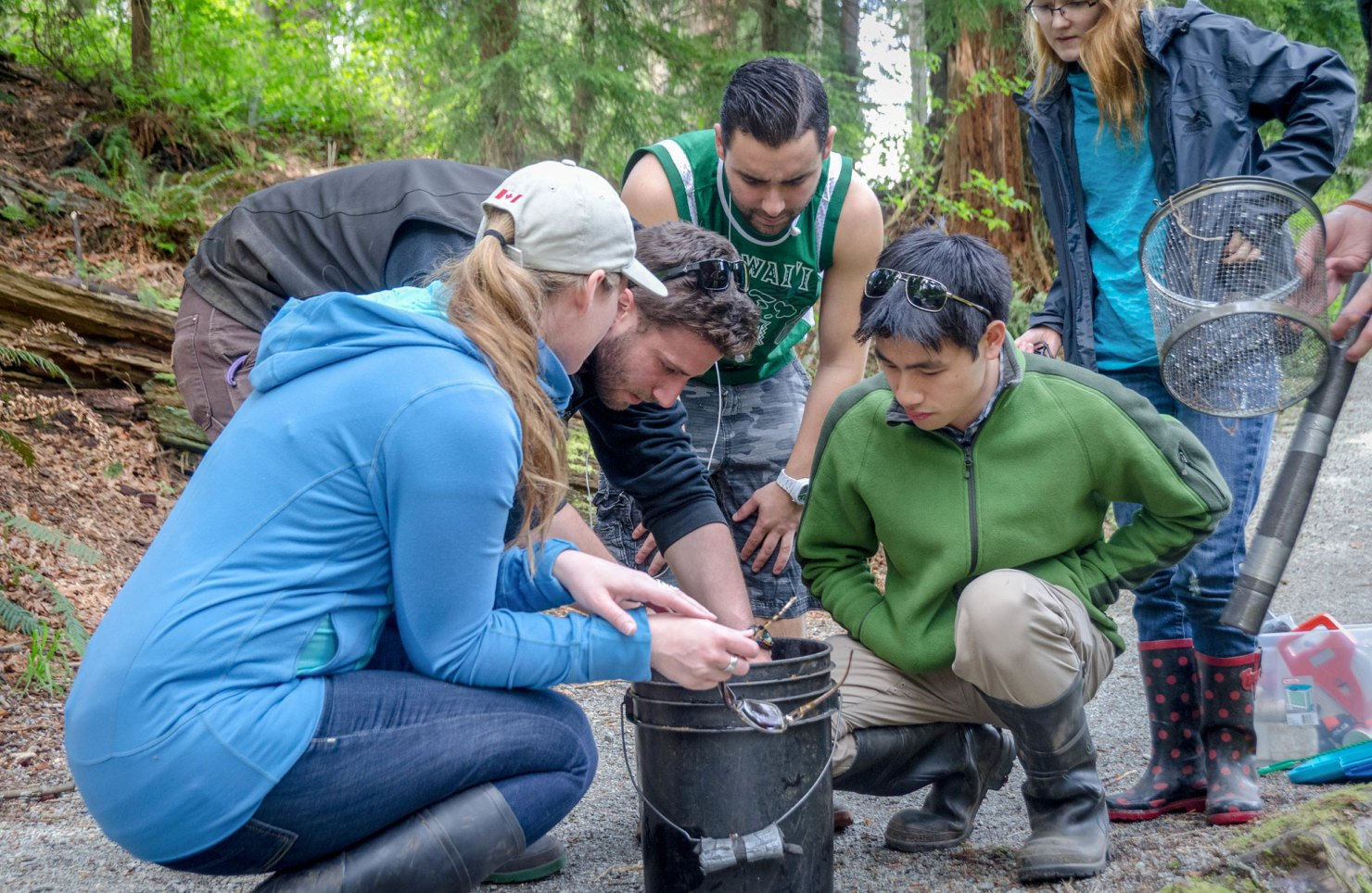 SPES takes a collaborative approach to conservation, education, and research