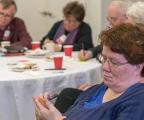 Rector Search Parish Meeting - DeAnna