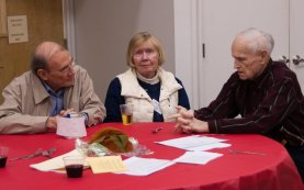 2010 Annual Meeting: Woody, Helen, and Max