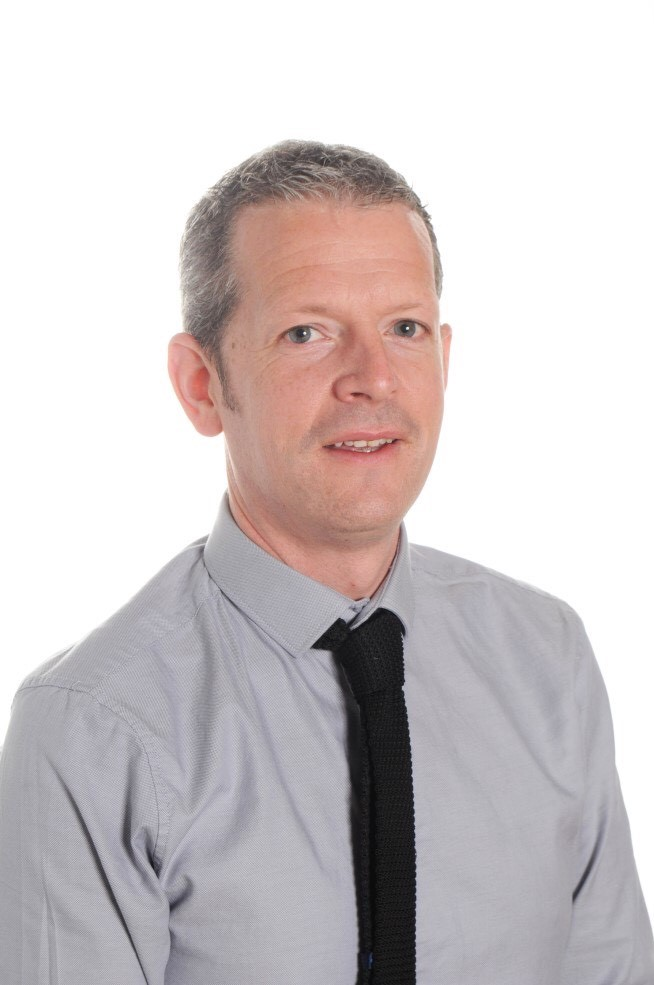 Mr Anderson - Designated Safeguarding Lead