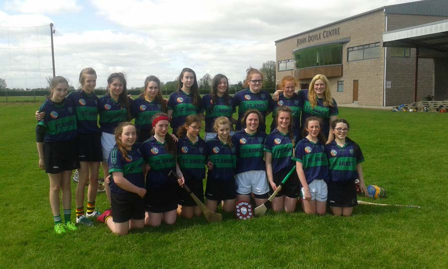 NL Picture Senior Camogie Winners 2016