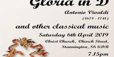 Vivaldi Gloria Posta