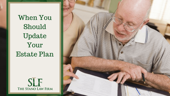 update your estate plan