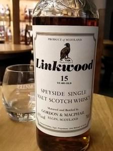 Gordon & Macphail: Linkwood 15 Year Old