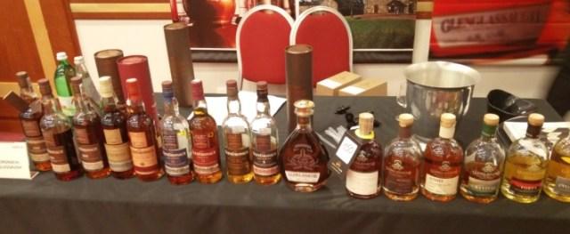 Whisky & Firends - Stanowisko Glenglassaugh / GlenDronach