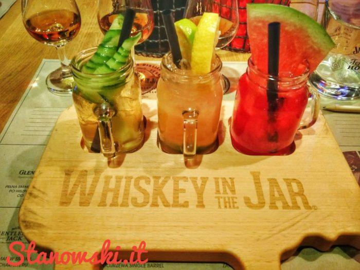 Whiskey In The Jar - mini Jar