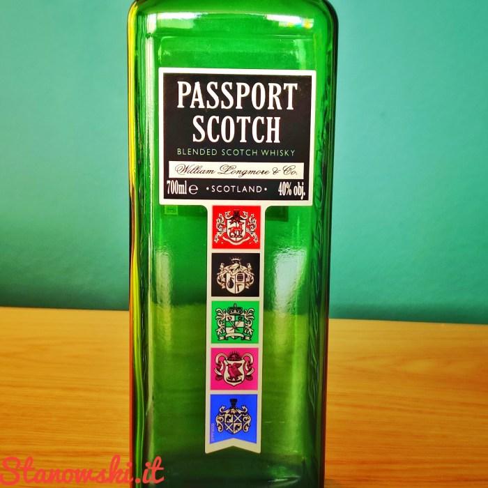 Passport Scotch Whisky