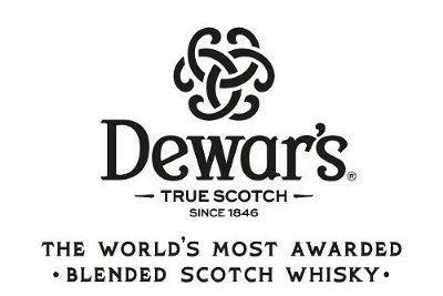 Dewar's whisky logo