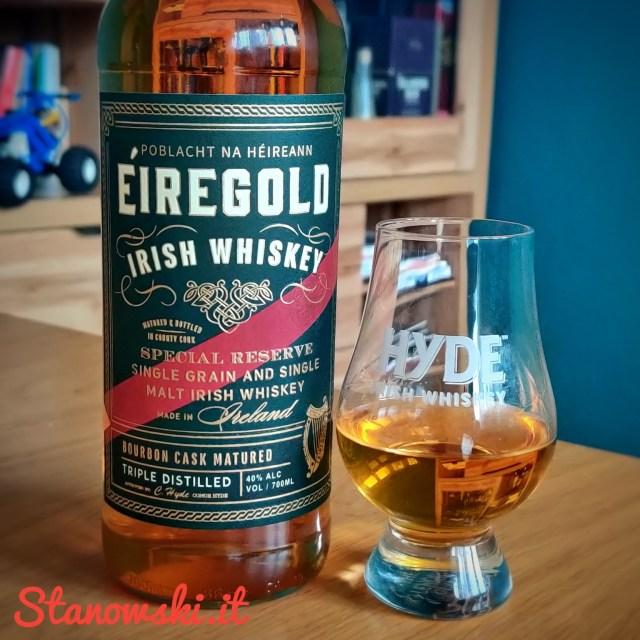 Eiregold Irish Whiskey
