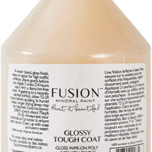 Fusion Tough Coat – **Gloss