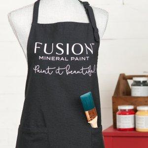 """Paint it Beautiful"" Apron (Black)"