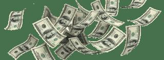 raining money – St. Anselm Roman Catholic Church