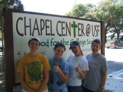 Chapel Work Day 010