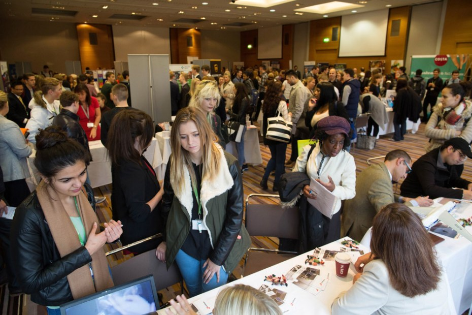 Opportunities galore on offer at Stansted's latest Jobs Fair