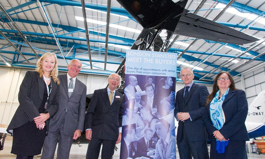 Multi-million pound contracts up for grabs at airport business event