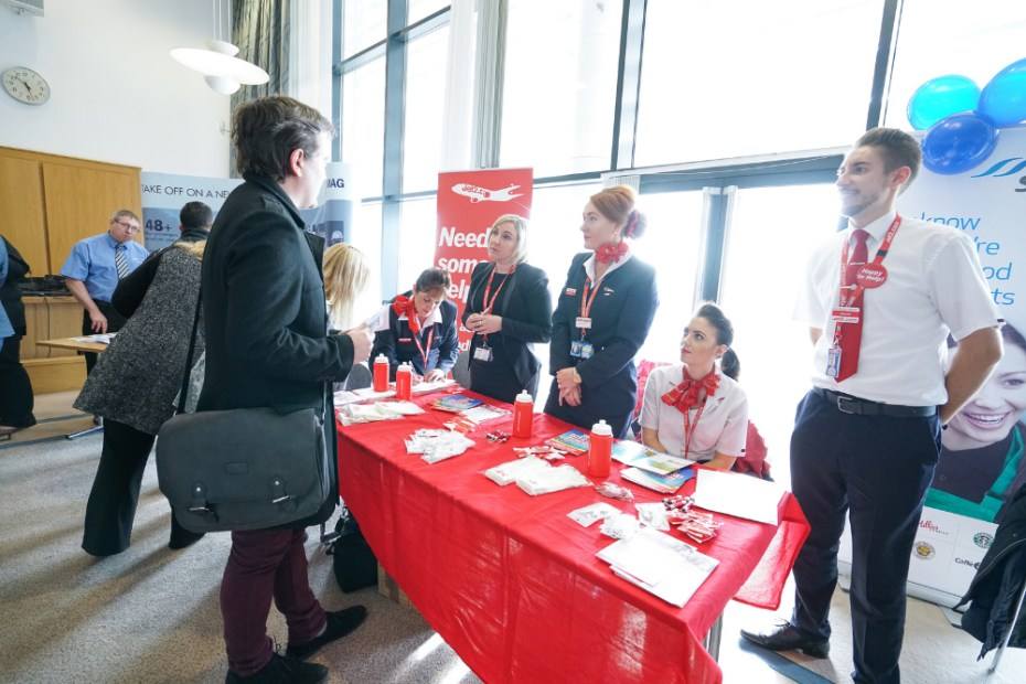 Stansted Job Fair