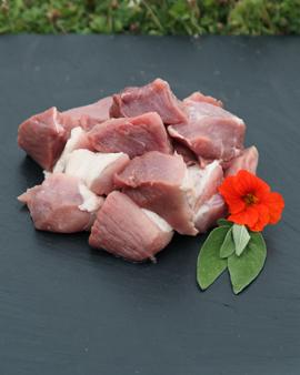Diced Pork