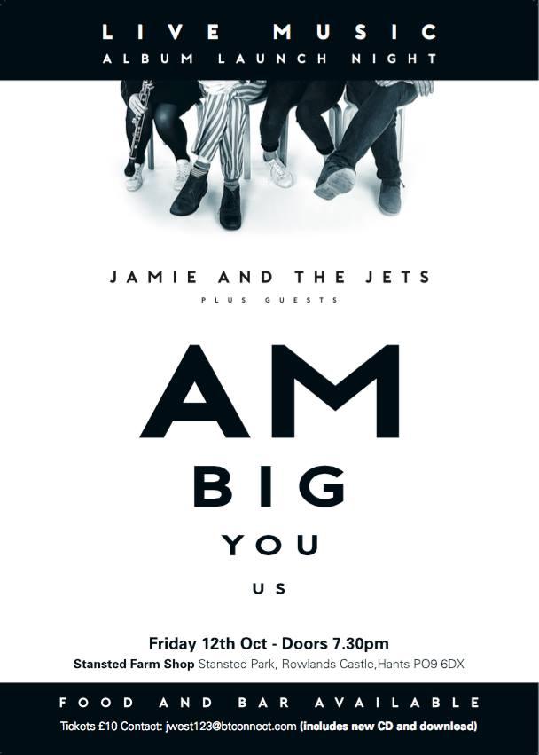 Jamie and the Jets Album