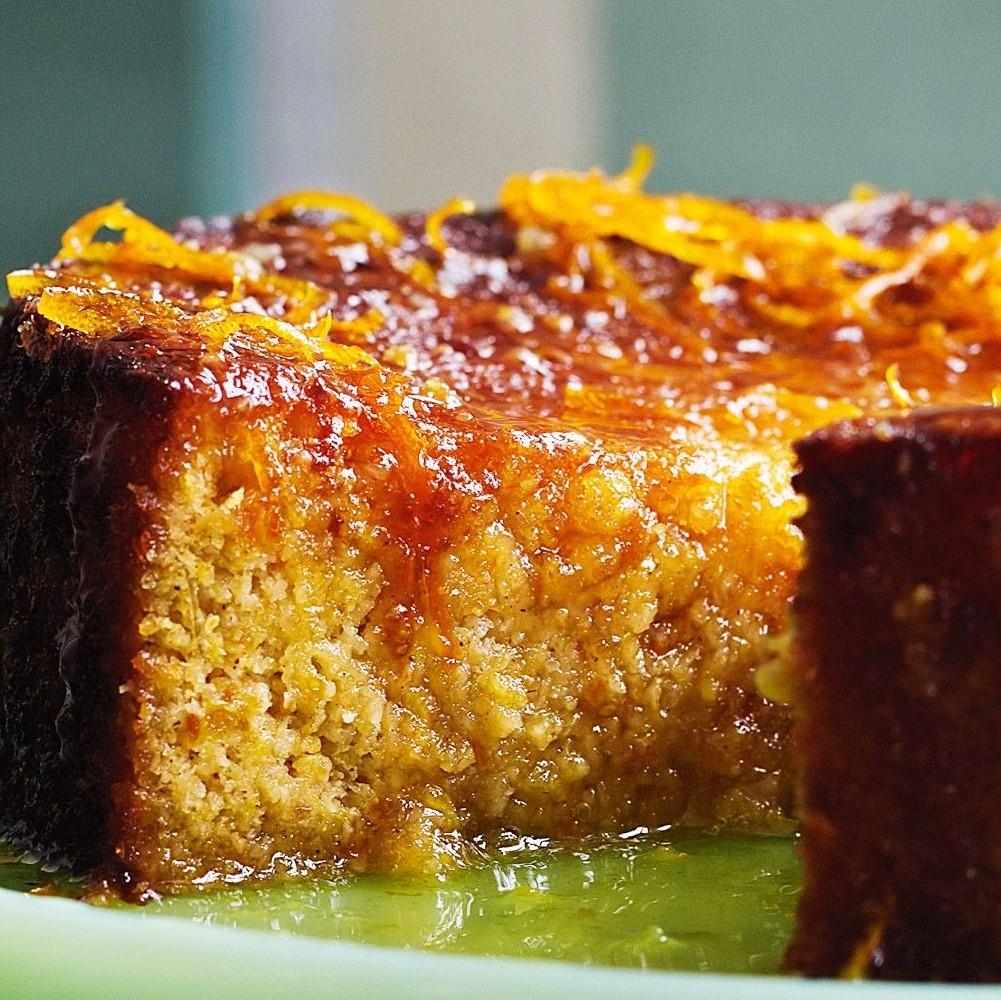 seville almond cake