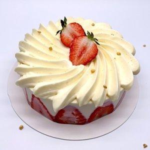 Fraisiers Cake