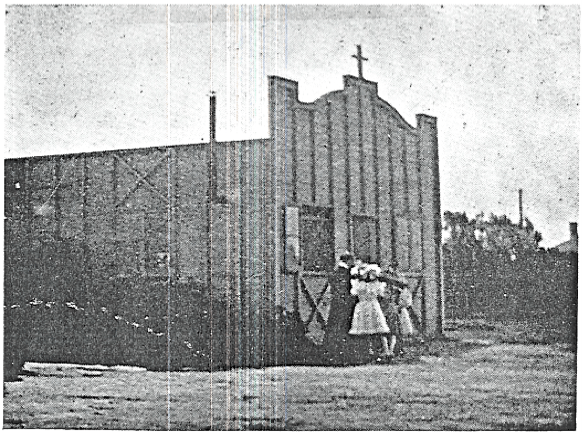 first saint anthony school